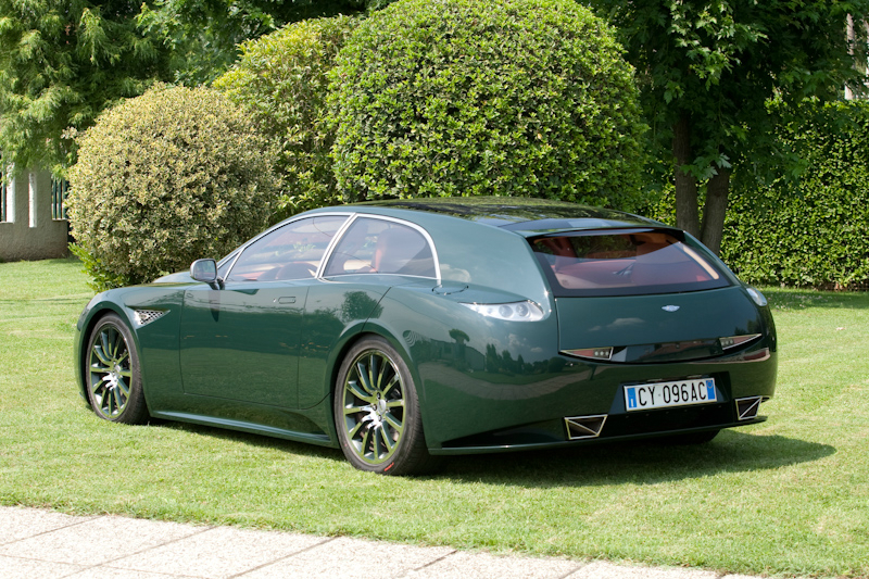 Boniolo V12 Vanquish EG Shooting Brake « Aston Martins.com
