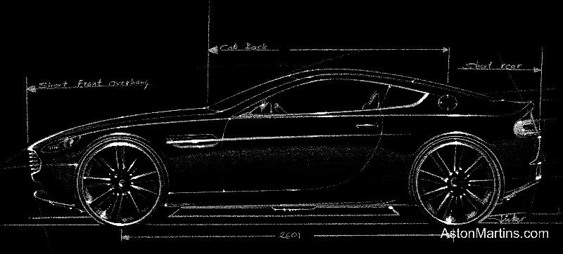 Amv8 Vantage Concept Aston Martins Com