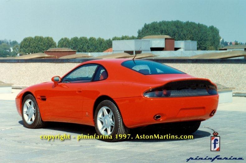 Vantage Special Series Am3 By Carrozzeria Pininfarina Aston Martins Com