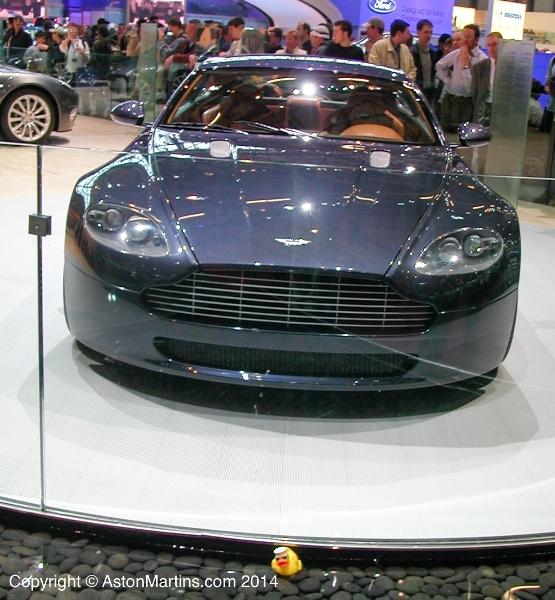AMV8 Vantage Concept « Aston Martins.com