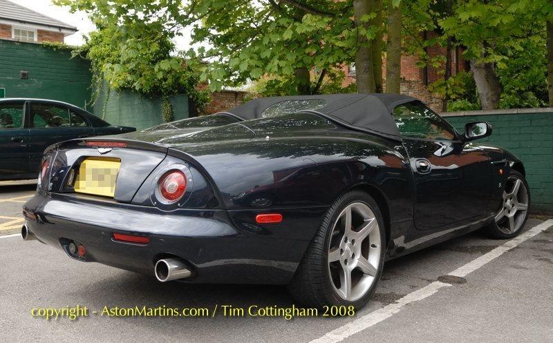 Db Ar1 171 Aston Martins Com
