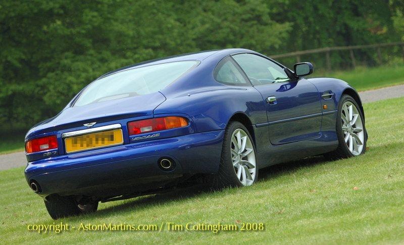 Db7 V12 Vantage  U00ab Aston Martins Com