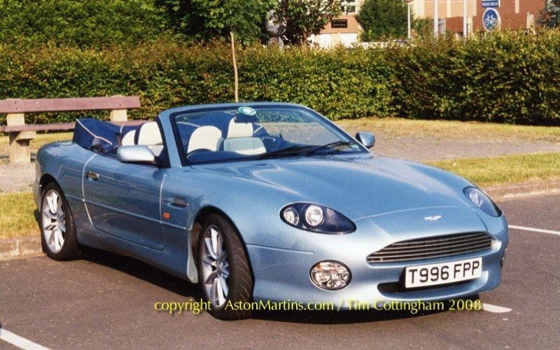 Db7 V12 Vantage Volante Aston Martins Com