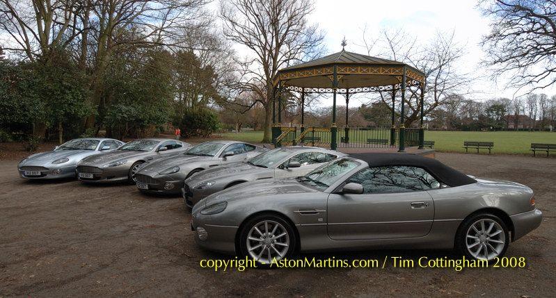 Db7 V12 Vantage Volante  U00ab Aston Martins Com