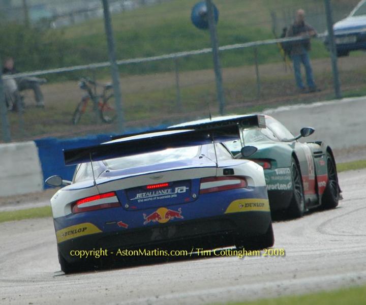Jet Alliance (DBR9/103 & DBR9/105) « Aston Martins.com