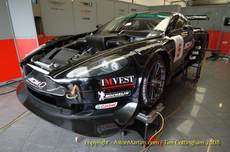 Dbr9 Phoenix Racing Dbr9 104 Aston Martins Com