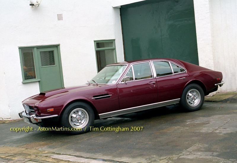 V8 Lagonda Series 1 Aston Martins Com