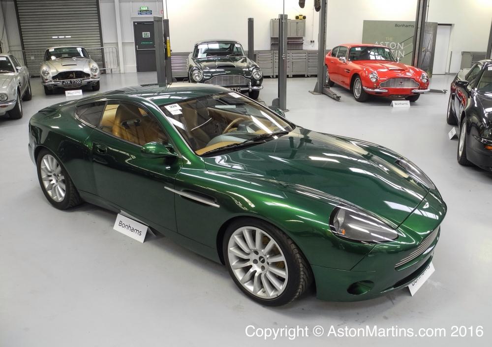 Aston Martin Newport Pagnell >> Project Vantage « Aston Martins.com