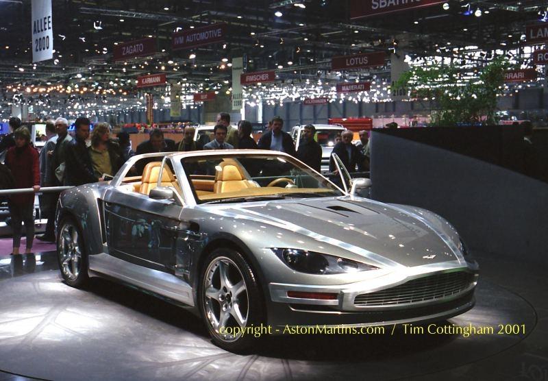 Twenty Twenty by Italdesign – Giugiaro « Aston Martins.com