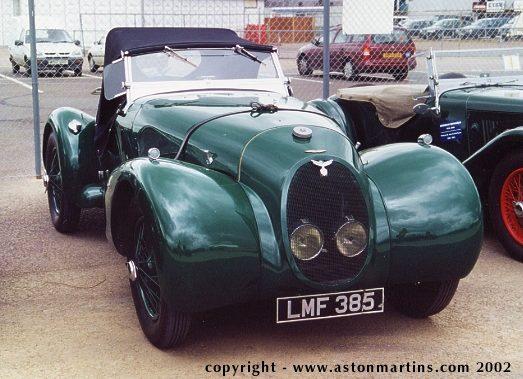 2 Litre Speed Model Type C Aston Martins Com
