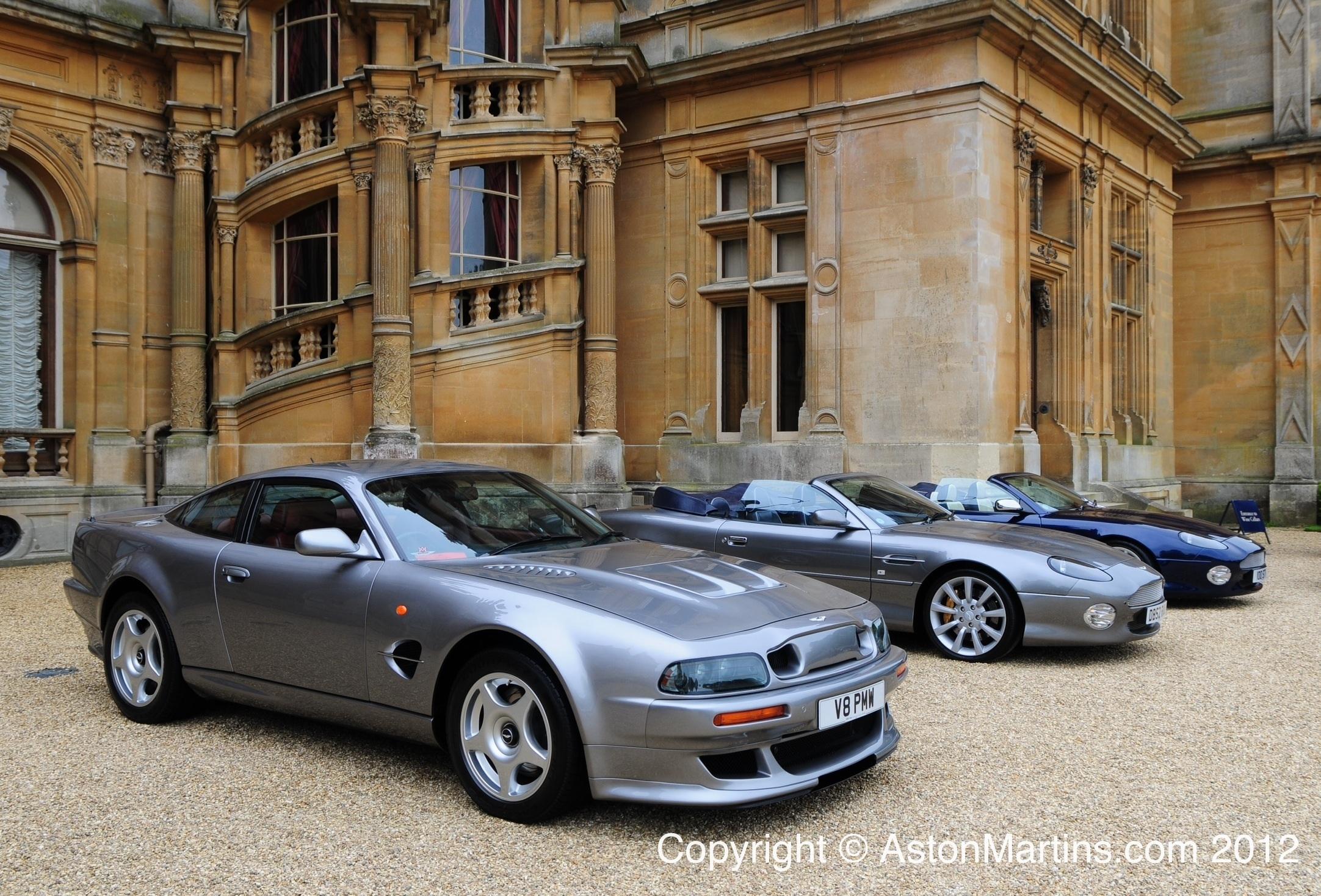 V8 Vantage Le Mans Aston Martins Com