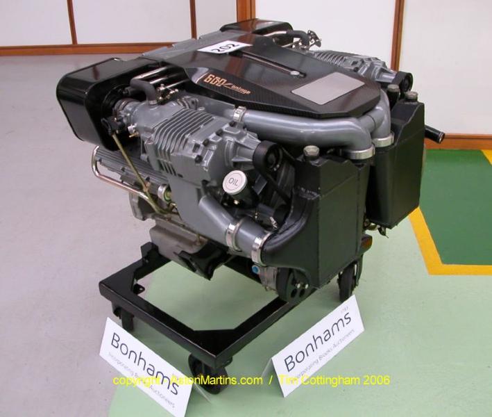 V8 Vantage V600 « Aston Martins.com