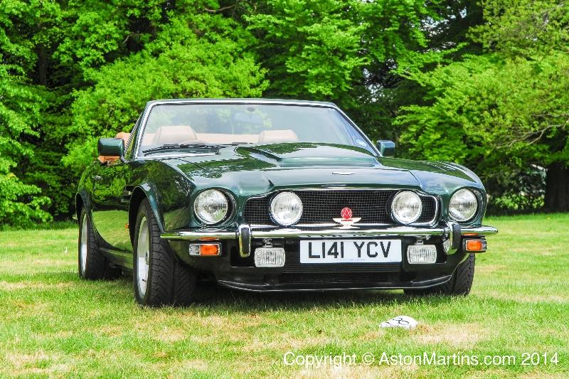 V8 Vantage Volante Prince Of Wales Pow Aston Martins Com