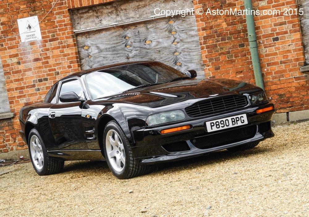 V8 Vantage V550 Aston Martins Com