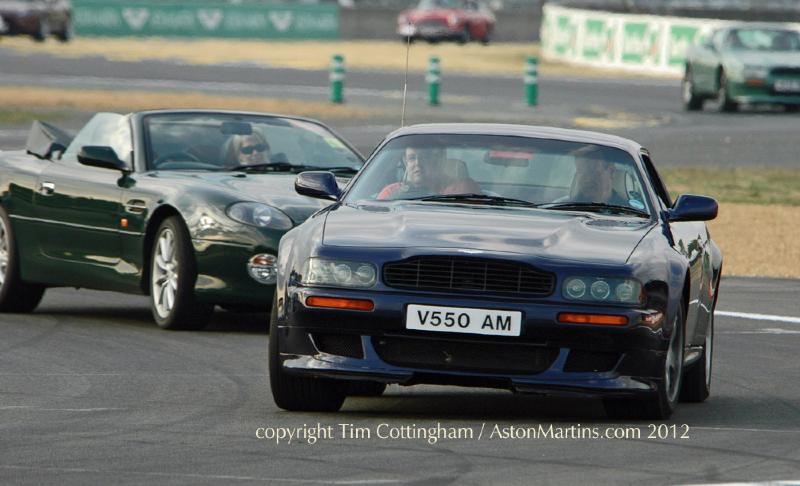 V8 Vantage V550 171 Aston Martins Com