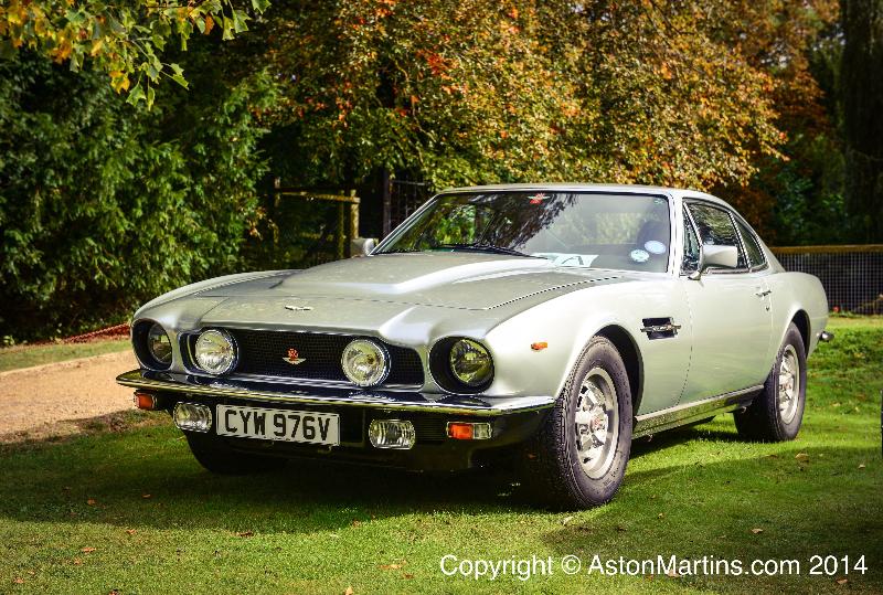 V8 Oscar India Aston Martins Com