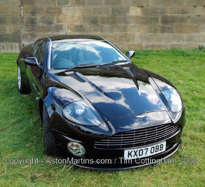V12 Vanquish S Ultimate Edition « Aston Martins.com