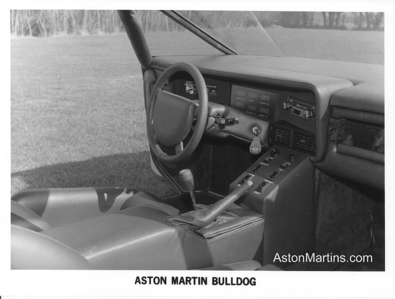 Bulldog Aston Martins Com