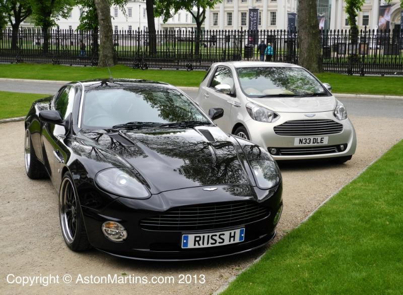 Cygnet Aston Martins Com