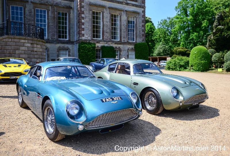 Db4gt Zagato Replicas Recreations Evocations Aston Martins Com