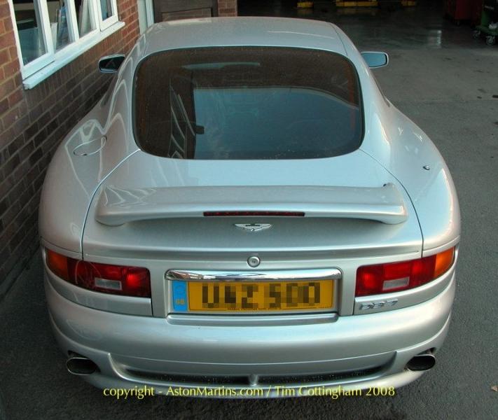 DB7 I6 Alfred Dunhill « Aston Martins.com