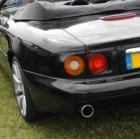 DB7 Vantage Volante GTS II rear