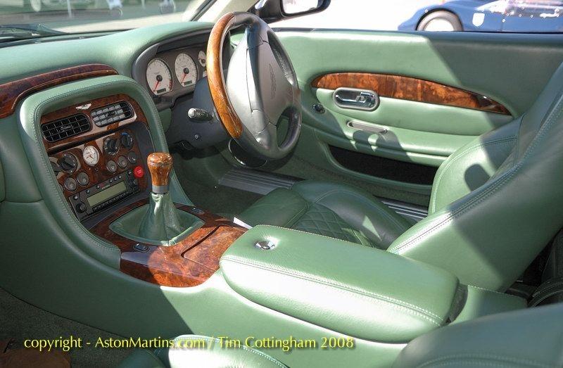 Db7 Zagato 171 Aston Martins Com
