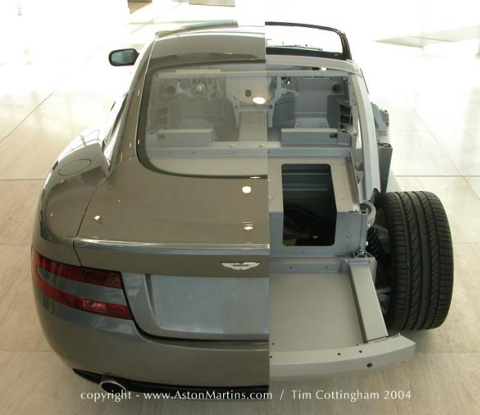DB9 Coupe (MY2004 On) « Aston Martins.com