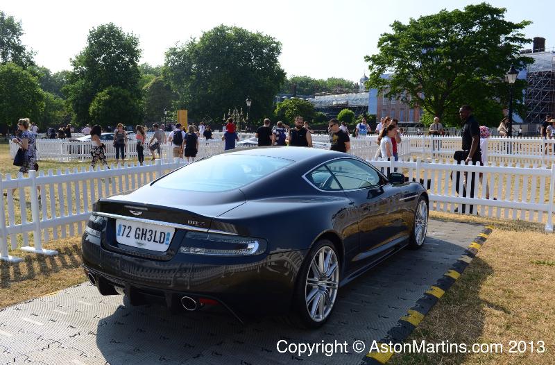 Dbs V12 For 007 A Quantum Of Solace Aston Martins Com