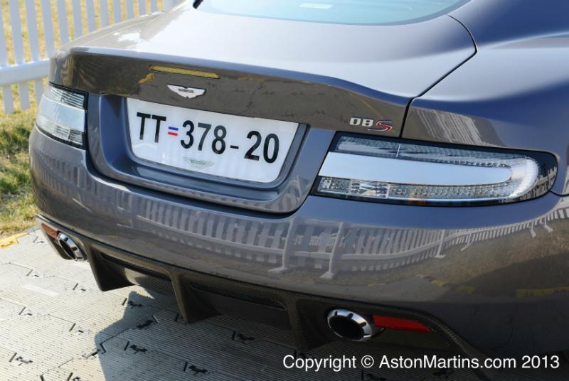 Dbs V12 For 007 Casino Royale Aston Martins Com