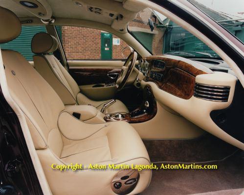 Lagonda Vignale Dp2138 171 Aston Martins Com