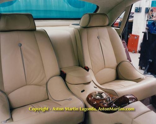 Lagonda Vignale Dp2138 Aston Martins Com