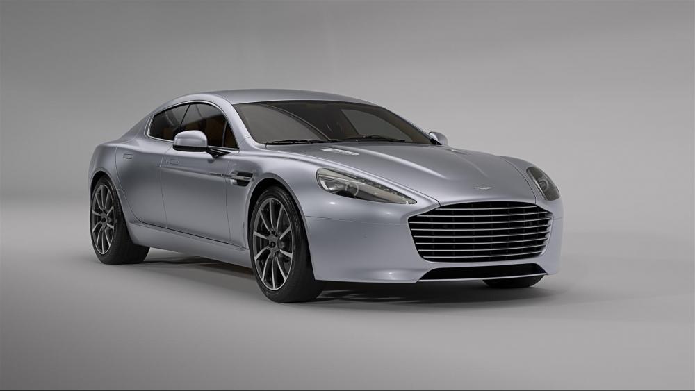Rapide S Shadow Edition Aston Martins Com