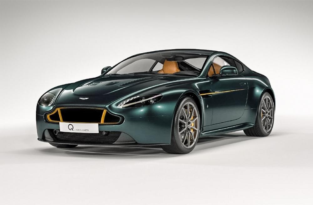 V12 Vantage S Spitfire 80 Edition Aston Martins Com