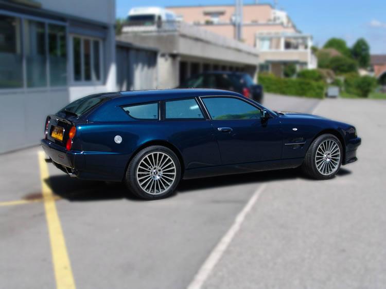 Rolls Royce Dealers >> V8 LWB Shooting Brake (by Roos) « Aston Martins.com