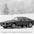 Aston Martin V8 Vantage Living Daylights 1