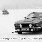 Aston Martin V8 Vantage Living Daylights 2