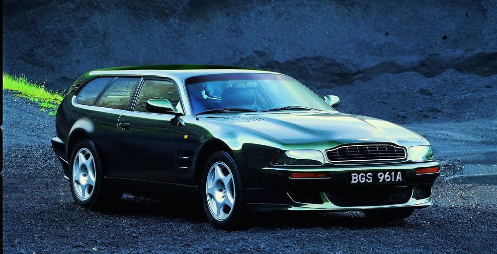 V8 Vantage Shooting Brake By Roos 171 Aston Martins Com