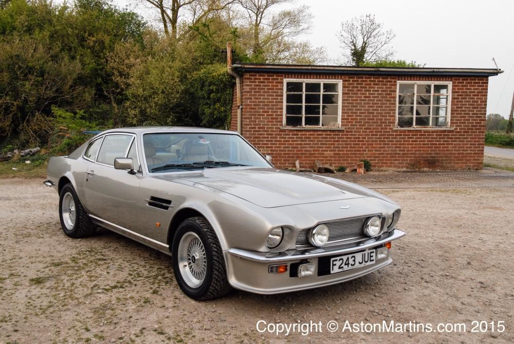V8 Vantage X Pack Aston Martins Com