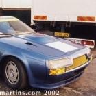 am811 V8 Vantage Zagato
