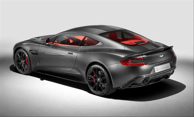 Vanquish Q By Aston Martin Aston Martins Com