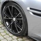 vanquish gloss black wheel