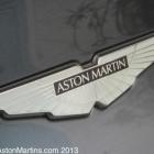 Vanquish Silver Badge rear