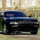 vantage special 4door type II front black