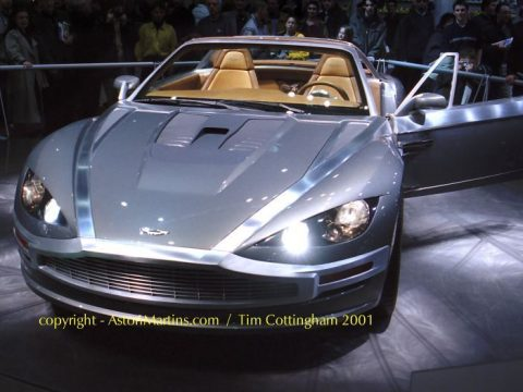 Twenty Twenty by Italdesign – Giugiaro