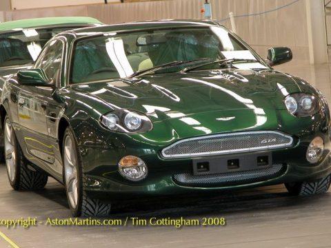 DB7 V12 GTA