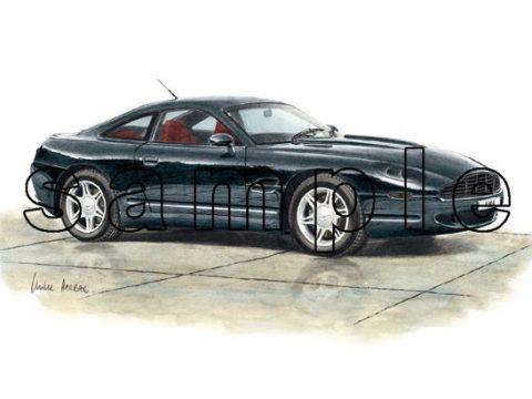 Vantage Special Series AM4, by Carrozzeria Pininfarina