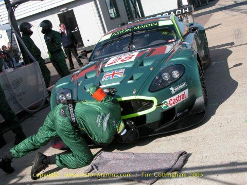 2005 RAC TT Silverstone, FIA GT series