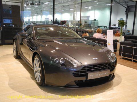 V8 Vantage 4.7 (2012.25MY to 2016MY)