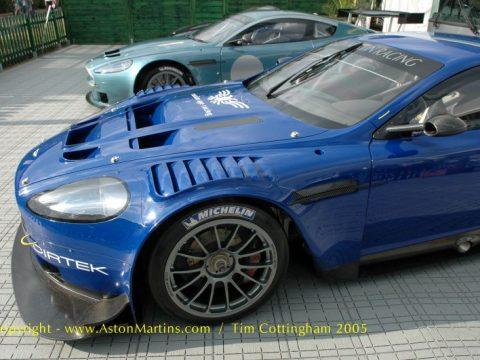 DBR9 – Team Modena (DBR9/101)